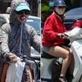 Tin tức - Hà Nội nắng 38°C: Chị em bịt bùng ra phố!