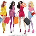 """Thời trang - """"Là phụ nữ, hãy mua sắm mỗi ngày!"""""""