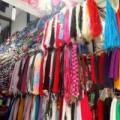 Mua sắm - Giá cả - Nắng nóng gần 40 độ C, đồ len sợi vẫn đắt hàng