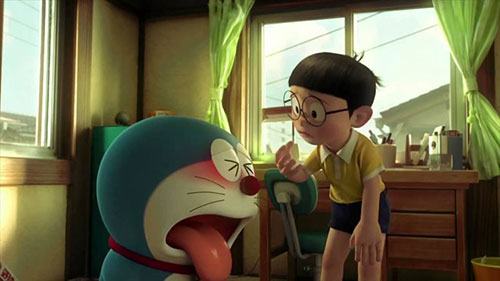hang disney mua lai chu meo may doraemon - 2