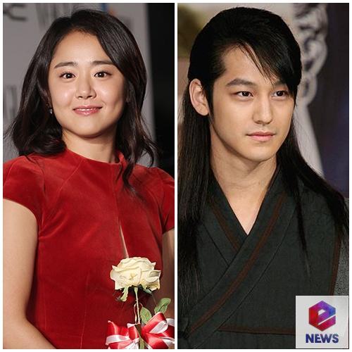 kim bum - moon geun young xac nhan chia tay - 1