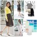 Thời trang - Mốt váy công sở 'thổi bay' nắng nóng