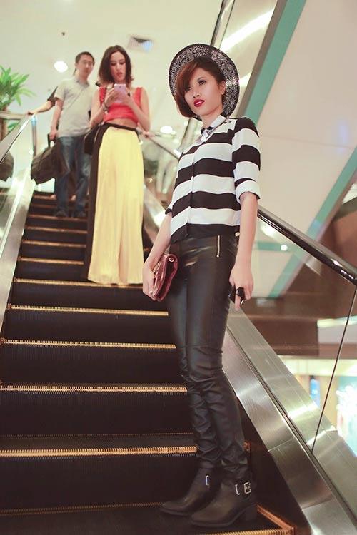 trang la phoi do an tuong xem show tai singapore - 3