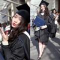 Làng sao - Thủy Top xinh đẹp rạng ngời trong lễ tốt nghiệp ĐH
