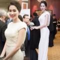Thời trang - HH Thu Thảo khoe khéo đường cong nuột nà