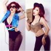 Kiều nữ DJ Thúy Khanh nóng bỏng cùng bikini