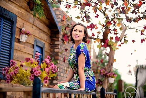 khanh linh hanh phuc ngap tran sau dam cuoi - 8