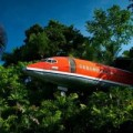 Nhà đẹp - Khách sạn độc đáo trên máy bay Boeing cũ