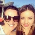 Làng sao - Miranda Kerr hạnh phúc bên gia đình tại Úc