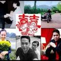 Làng sao - Khánh Linh hạnh phúc ngập tràn sau đám cưới
