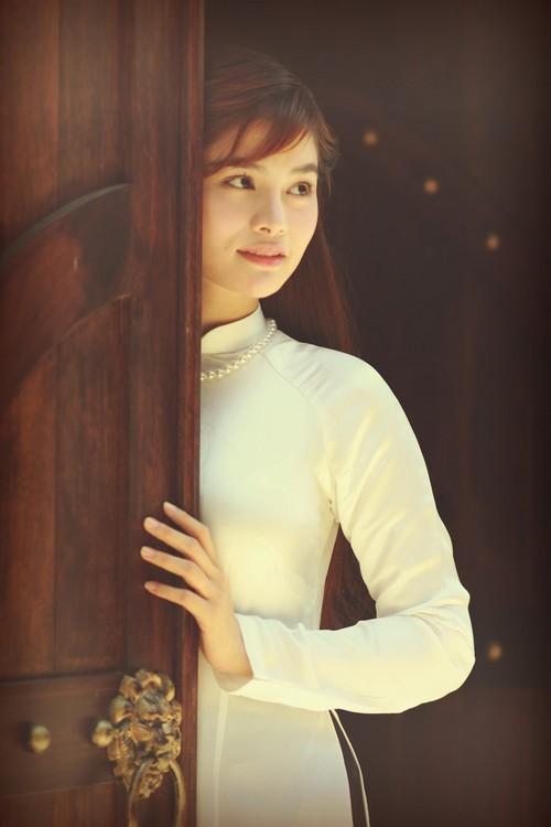 vu thu phuong khoe ve moc mac cua con gai nam dinh - 5