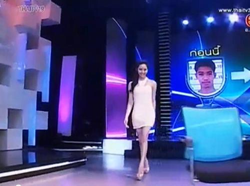 tham my bien trai xau thanh hot girl - 6