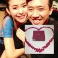 Làng sao - Trấn Thành tặng quà hàng hiệu cho tình cũ