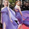 """Làng sao - Mỹ nhân """"đón gió"""" trên thảm đỏ LHP Cannes"""