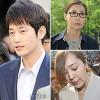 Sao Hàn bơ phờ vì dính tới luật pháp
