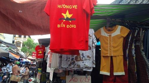 """""""con sot"""" thoi trang the hien long yeu nuoc - 12"""