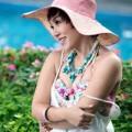 Làng sao - Thái Thùy Linh gợi cảm đến bất ngờ