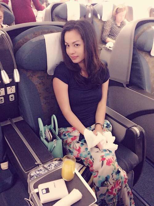 ngoc thuy sac sao nhung u buon - 7