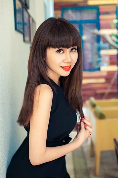 luu thien huong xac nhan tham gia giong hat viet nhi 2014 - 1