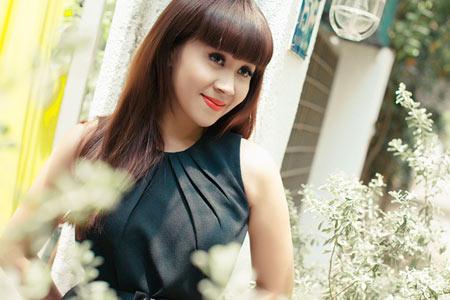 luu thien huong xac nhan tham gia giong hat viet nhi 2014 - 2