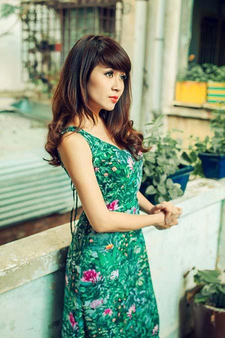 luu thien huong xac nhan tham gia giong hat viet nhi 2014 - 3