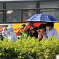 Tin tức - Hà Nội nắng nóng gay gắt trên 39 độ C