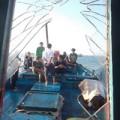 Tin tức - Thêm tàu cá của ngư dân VN bị tàu TQ tấn công