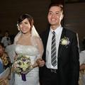 Làng sao - Mai Thỏ tổ chức tiệc cưới ấm áp ở Hà Nội
