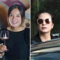 Làng sao - Triệu Vy bơ phờ, mệt mỏi vì chạy show