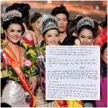 Làng sao - Á hậu dân tộc minh oan cho TS Kim Hồng