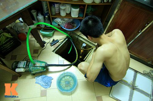 ha noi: hang ngan ho dan khon don vi mat nuoc - 3