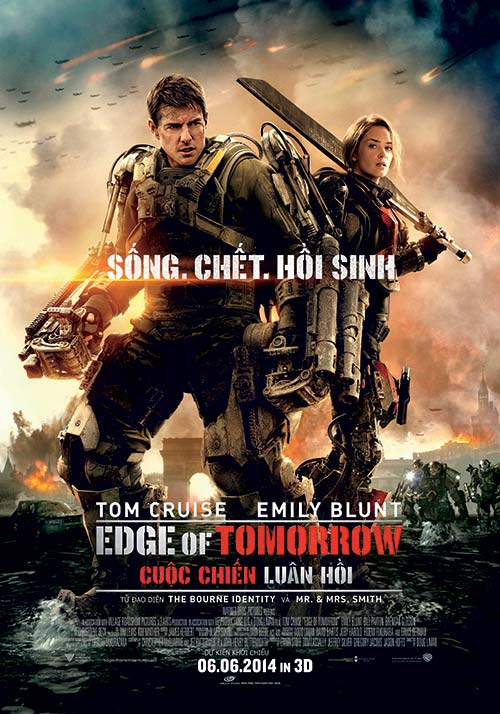 edge of tomorrow - phim moi cua tom cruise ra rap - 1