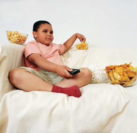 Trẻ thiếu ngủ dễ béo phì-1
