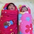 Làm mẹ - Choáng với bé sơ sinh 6,2kg ở TQ