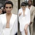 Làng sao sony - Kim Kardashian sexy trong tiệc cưới tại lâu đài