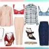 7 cách phối đồ khoe áo ngực cực chất