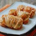 Bếp Eva - Kim chi cuộn cơm rang thập cẩm