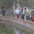 Tin tức - HN: Hoảng hốt phát hiện xác chết nổi trên mặt hồ