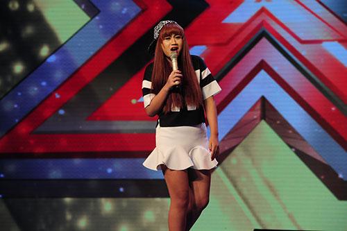 """X-Factor: F-Band gây """"sốt"""" với Chuồn chuồn ớt-8"""