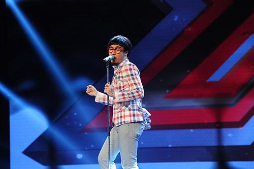 """X-Factor: F-Band gây """"sốt"""" với Chuồn chuồn ớt-2"""