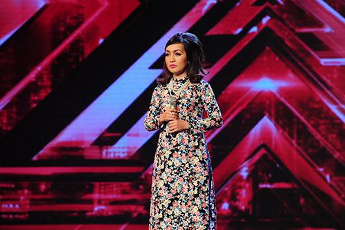 """X-Factor: F-Band gây """"sốt"""" với Chuồn chuồn ớt-10"""