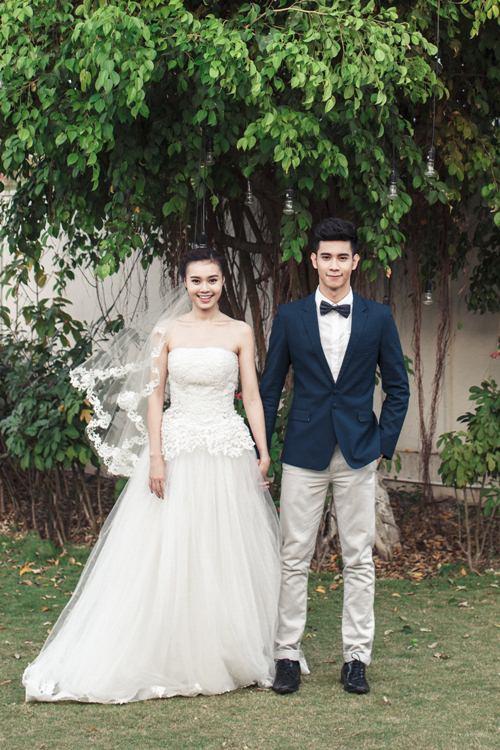 Hồ Vĩnh Khoa bất ngờ cưới Lan Ngọc-1