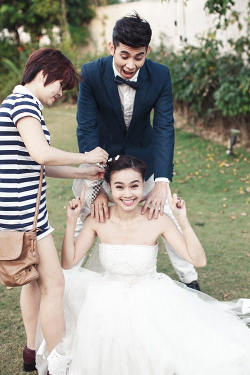 Hồ Vĩnh Khoa bất ngờ cưới Lan Ngọc-4