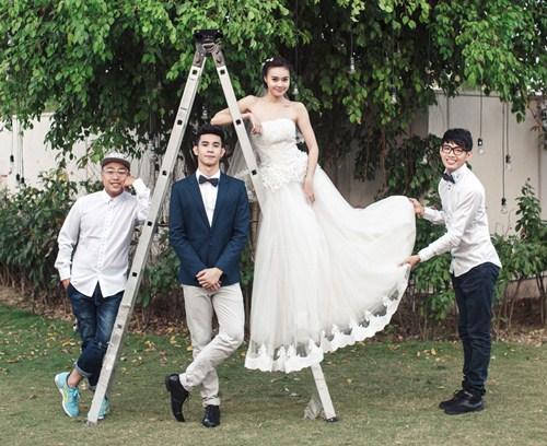 Hồ Vĩnh Khoa bất ngờ cưới Lan Ngọc-6