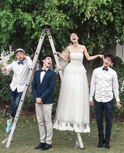 Hồ Vĩnh Khoa bất ngờ cưới Lan Ngọc-7