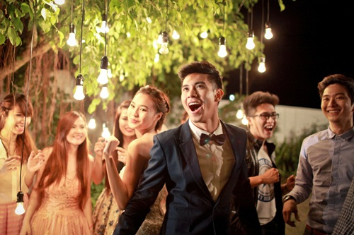 Hồ Vĩnh Khoa bất ngờ cưới Lan Ngọc-9