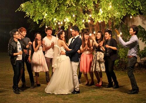 Hồ Vĩnh Khoa bất ngờ cưới Lan Ngọc-12