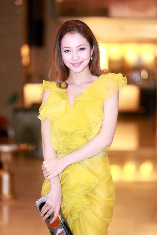 Jennifer Phạm làm MC của Giọng Hát Việt nhí-1