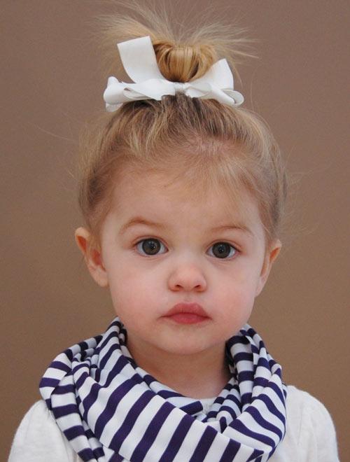 Cập nhật style tóc xinh cho bé gái ngày hè - 4