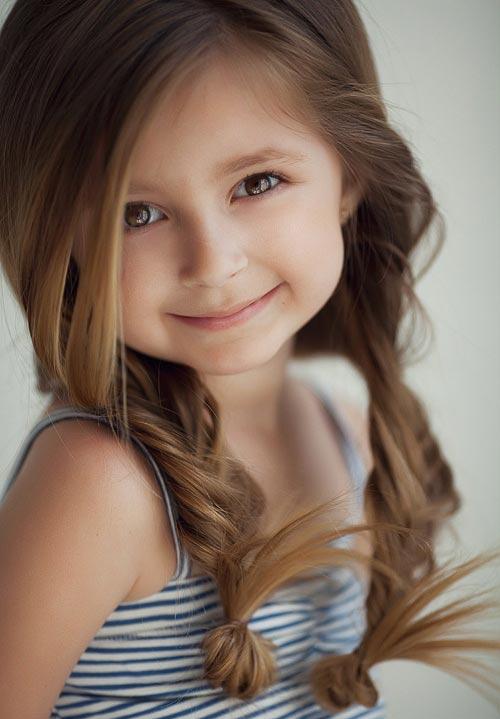 Cập nhật style tóc xinh cho bé gái ngày hè - 6